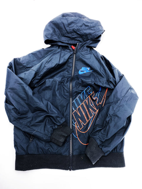 Nike zip-up jacket size small (7-8)