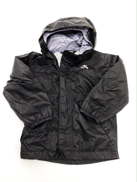 North Face rain jacket size 3T