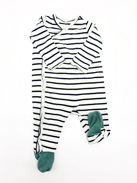 Organic Zoo sleeper size 6-12m