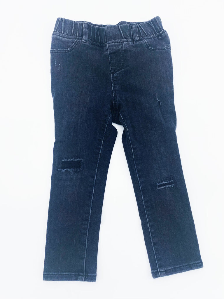Gap skinny distressed jeans size 3