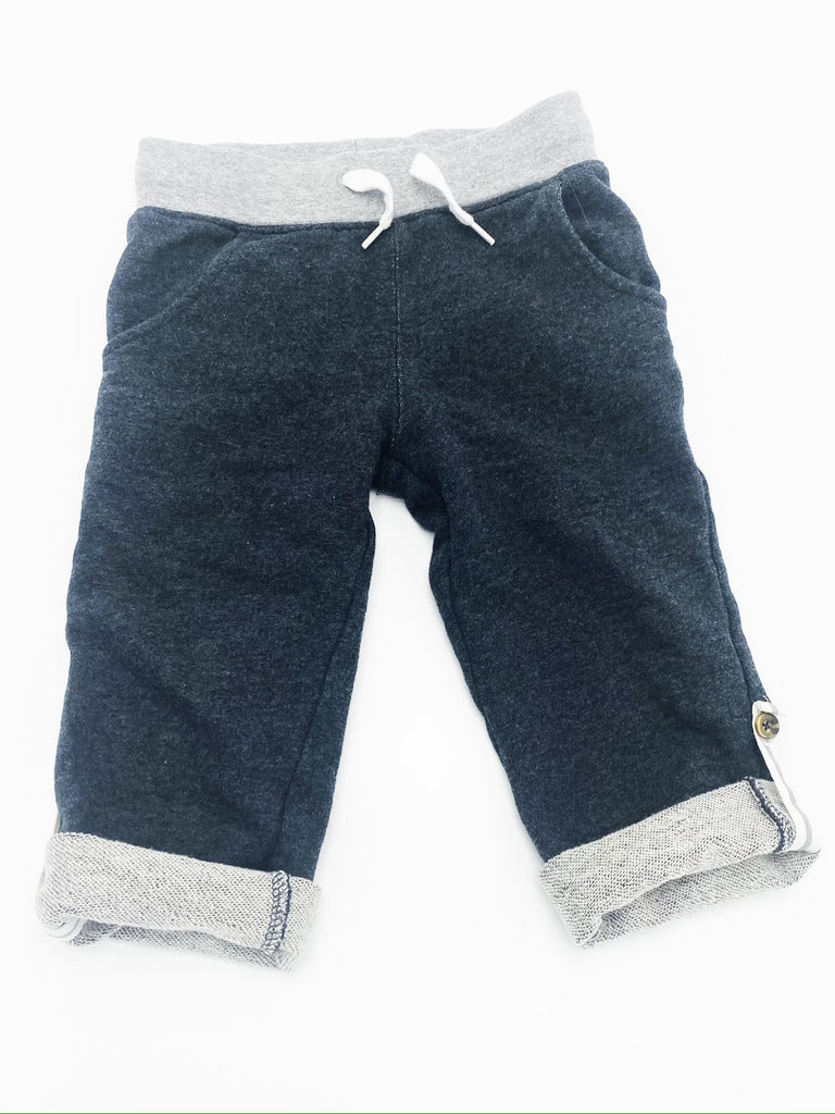 Hatley roll-up joggers size 3