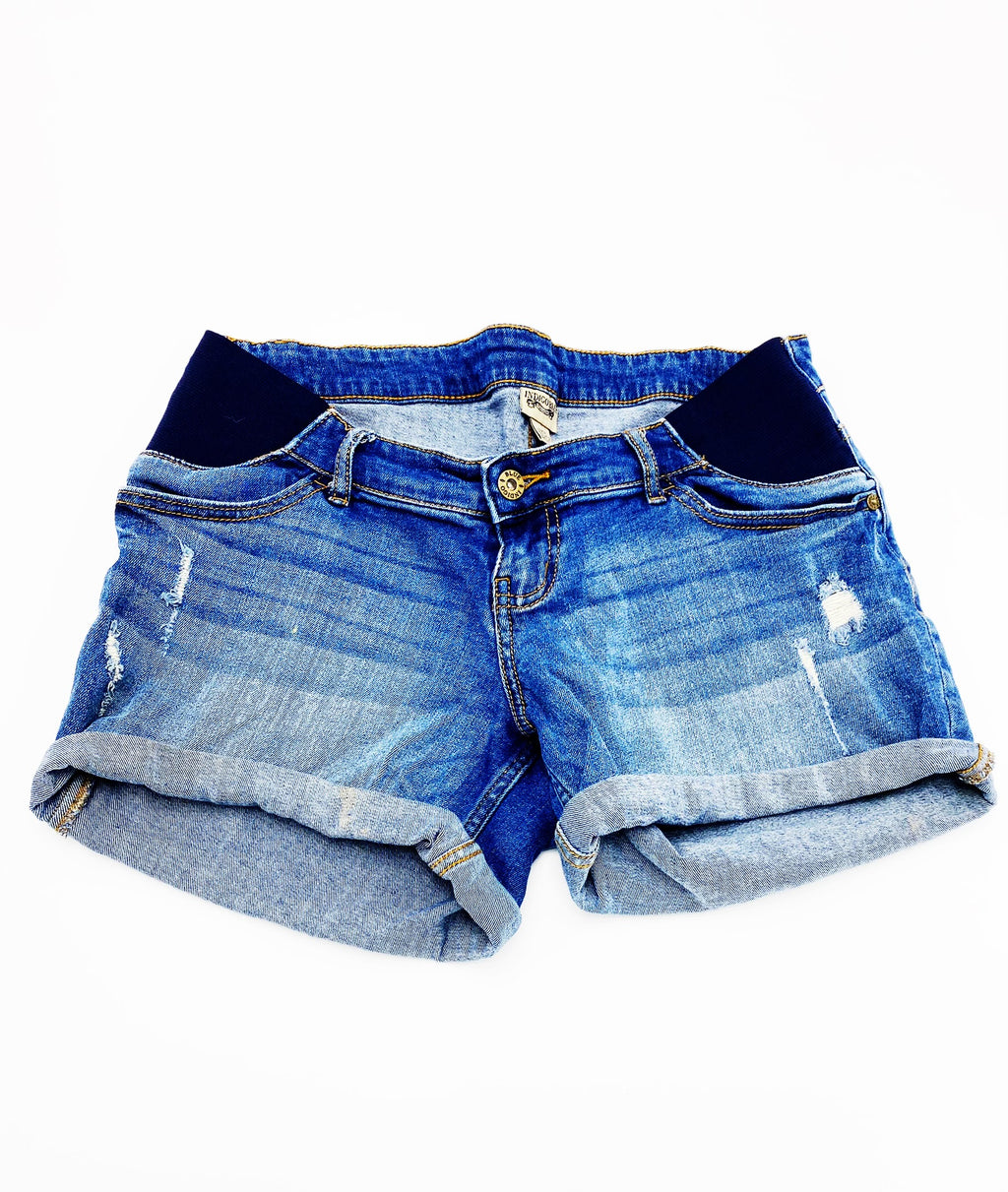 Indigo Blue jean shorts - medium