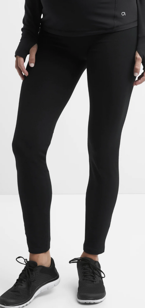 Gapfit Maternity Leggings Performance Cotton - small