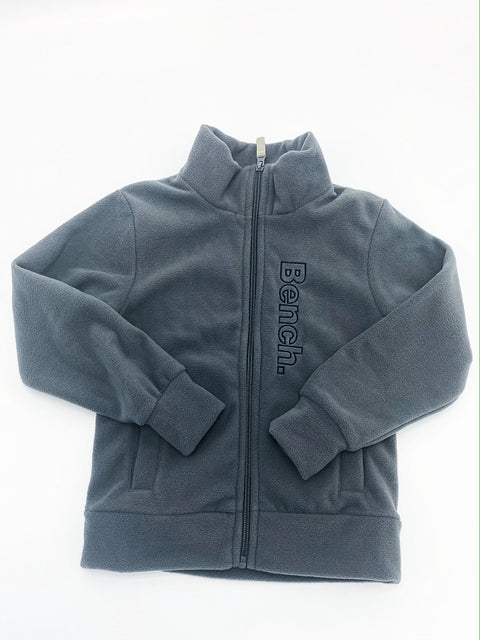 Bench fleece zip-up size 5-6