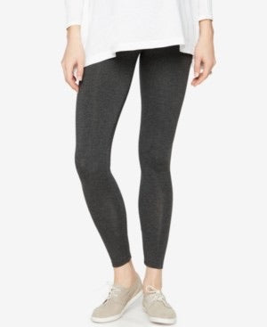 Pea in the Pod maternity leggings small grey