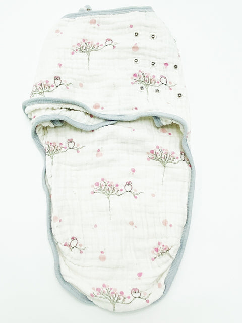 Aden + Anais easy swaddle 3-6m (large)
