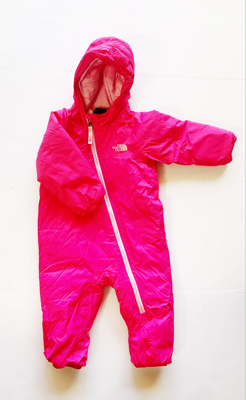 North Face bunting size 12-18m