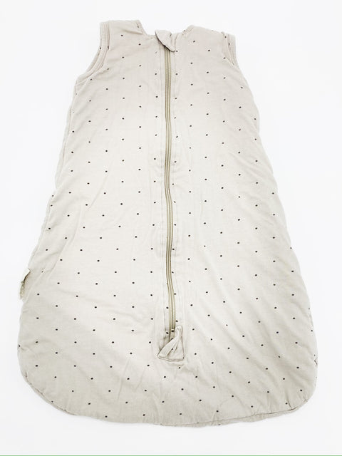 Quilted sleep sack (with car seat opening in back) 0-6m 2.0 TOG