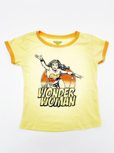 Wonder Woman tee size 2