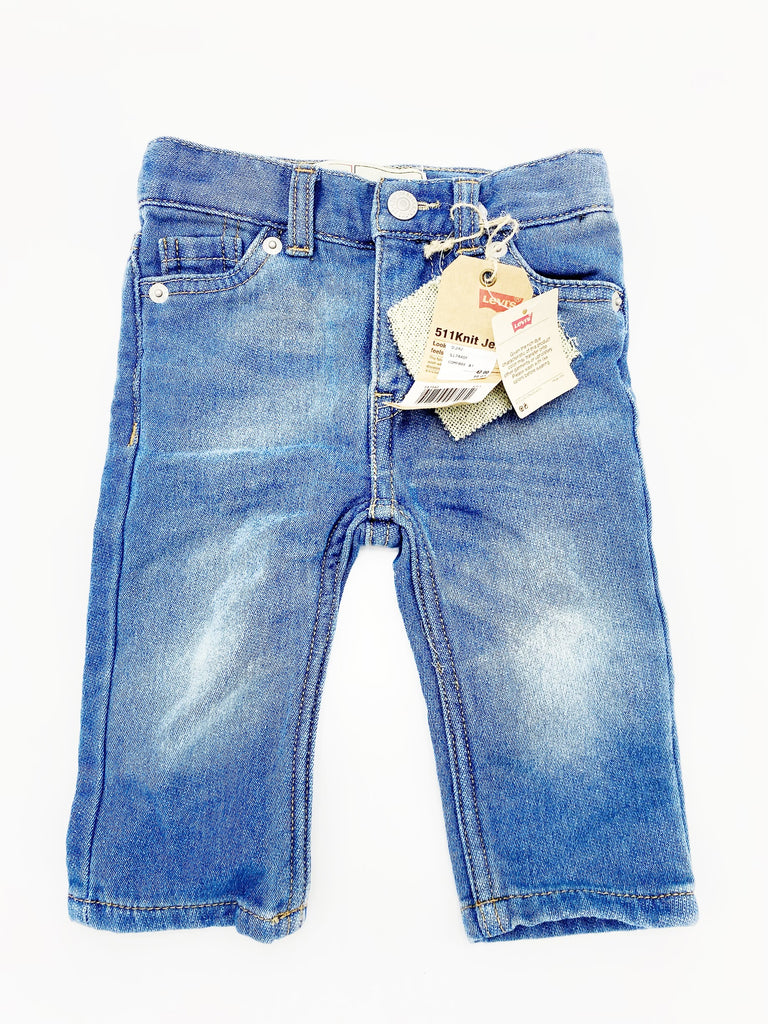Levi's knit jeans 6-9m BRAND NEW WITH TAGS