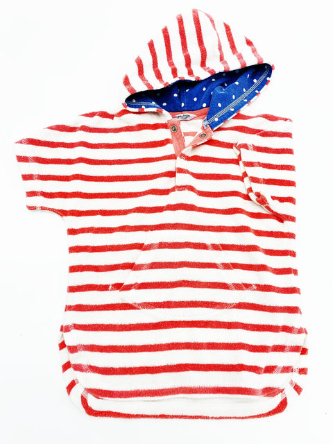 Baby Boden terry cover-up 12-18m