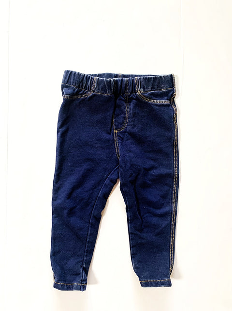 Tucker & Tate jeggings size 9m