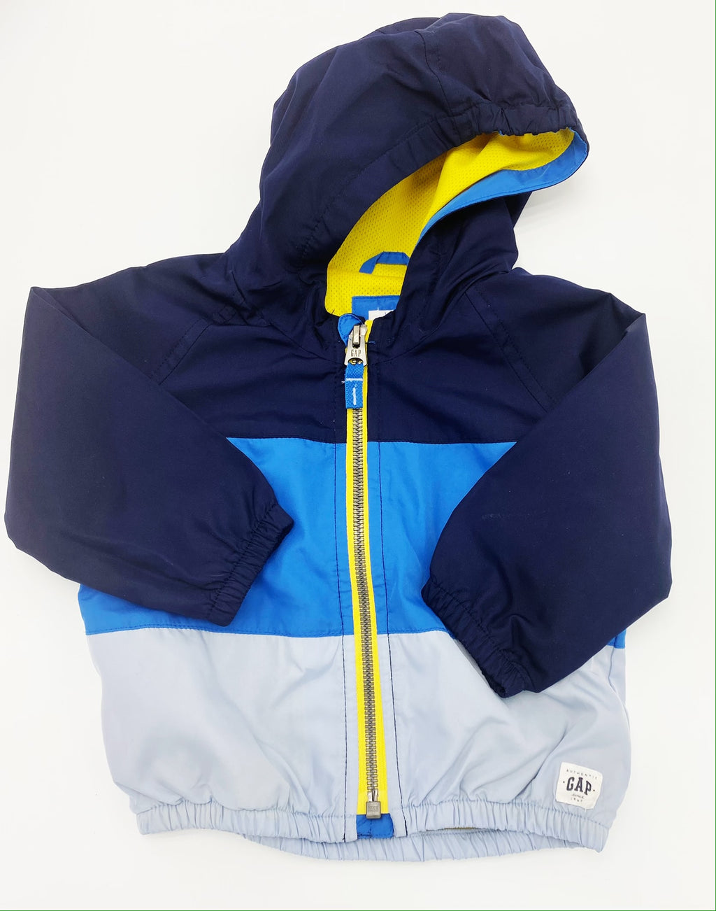 Gap lined lightweight jacket 12-18m