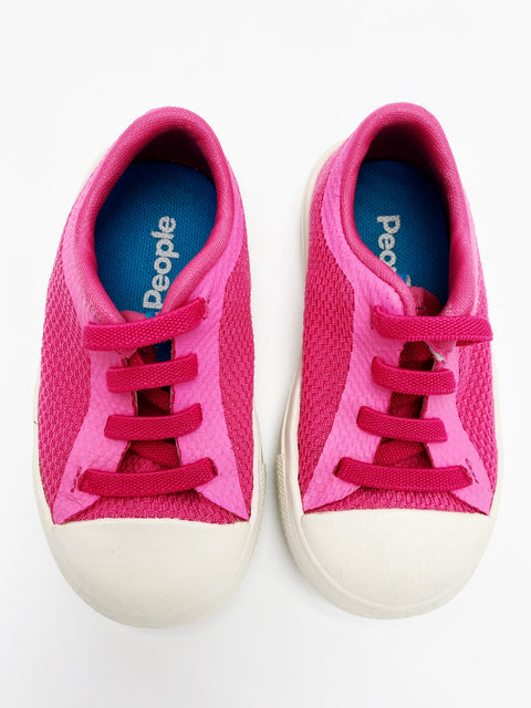 People shoes fuschia size 5