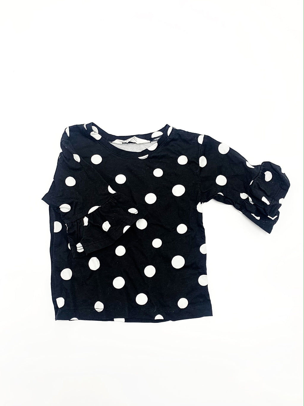 H&M top size 18-24m