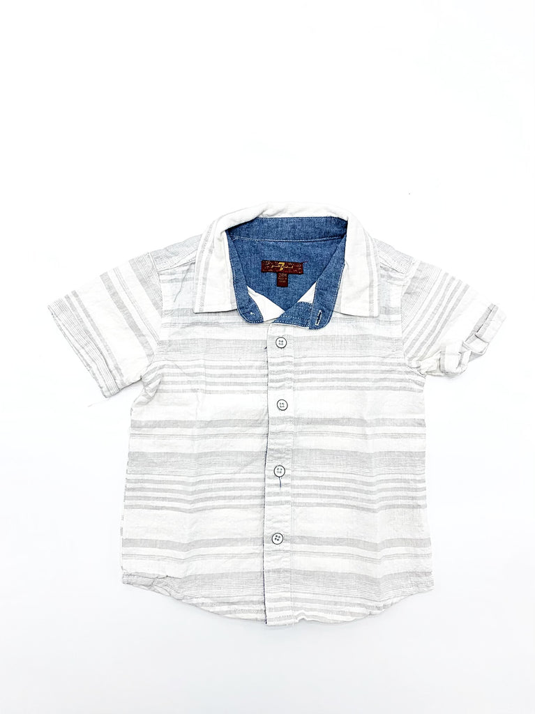 7 for All Mankind shirt size 24m