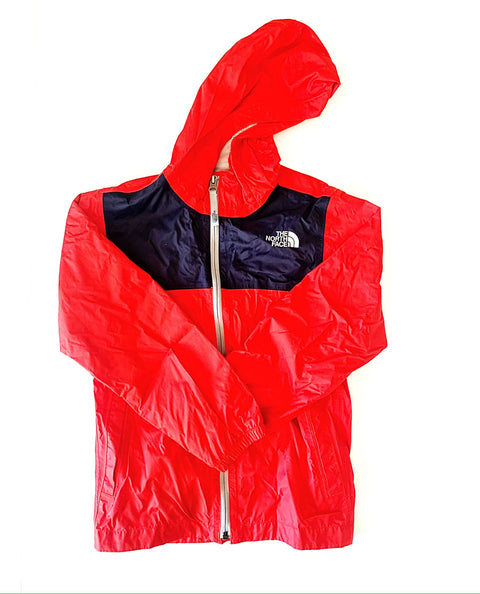 North Face jacket size 7-8