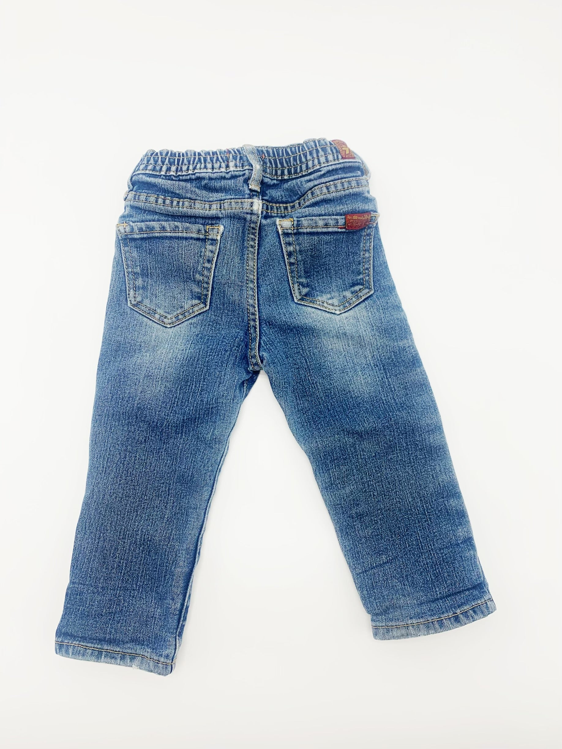 7 for all Mankind jeans size 18m