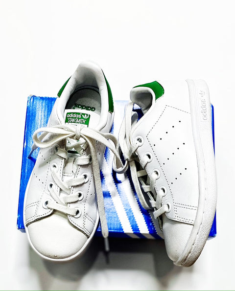 Adidas Originals Stan Smith white/green size 11 BRAND NEW IN BOX