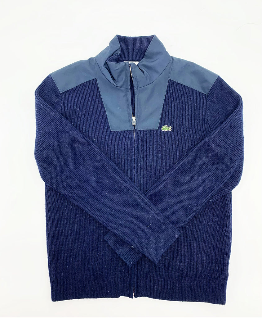 Lacoste sweater size 10
