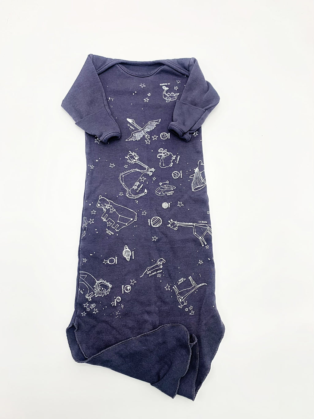 ELECTRIK kids gown  size 3-6m