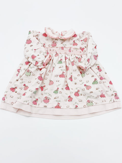 Baby Cottons dress 6m