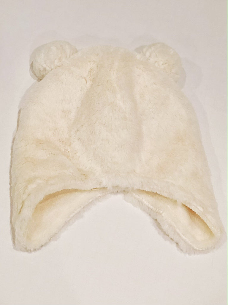 Indigo Baby plush hat 0-6m-Fresh Kids Inc.