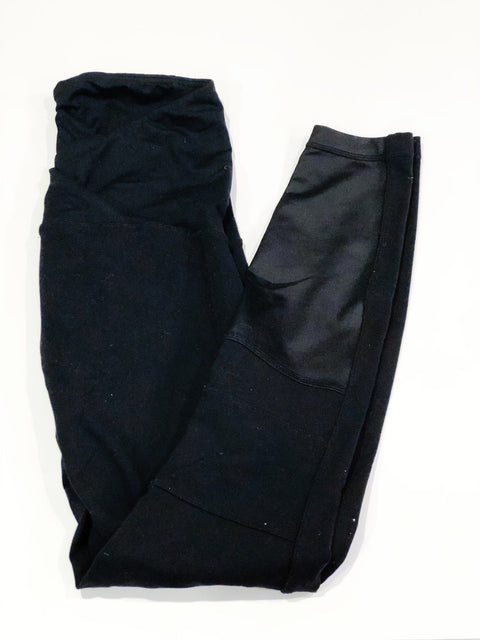 Ingrid & Isabel maternity leggings - small-Fresh Kids Inc.