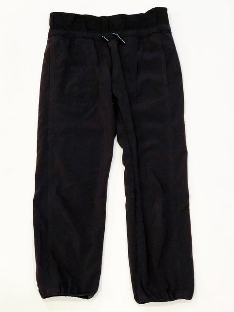 "Ivivva bottoms - black ""swift sweat wicking"" - size 10-Fresh Kids Inc."