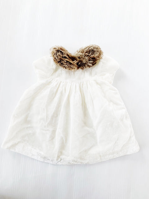 Janie and Jack dress size 0-3m