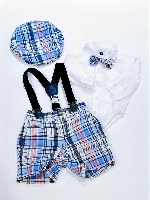 Janie and Jack outfit 3-6m