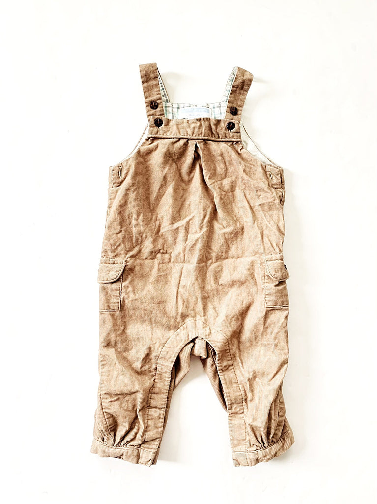Janie and Jack overalls size 6-12-Fresh Kids Inc.