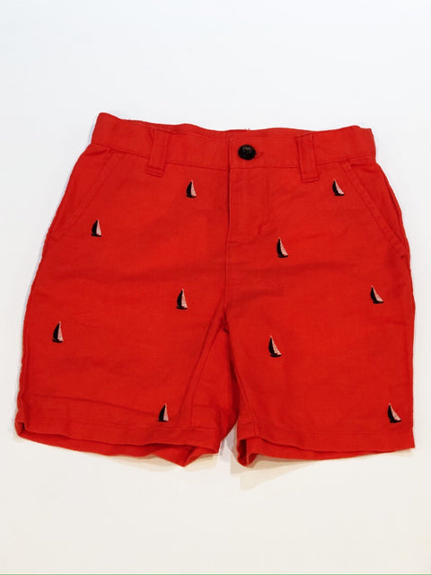 Janie and Jack shorts 18-24m