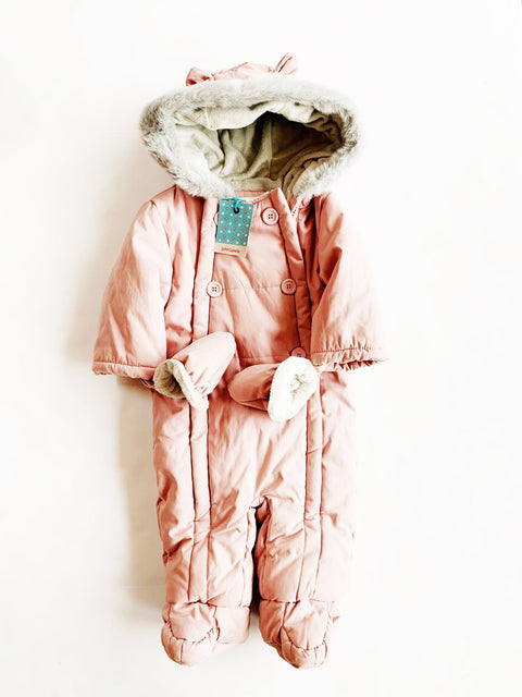 John Lewis snowsuit 3-6m NEW