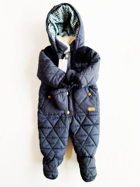 John Lewis snowsuit 6-9m NEW