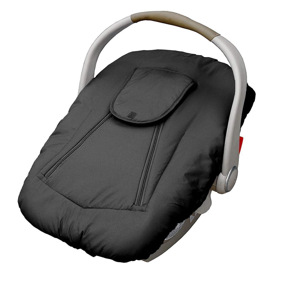 Jolly Jumper carseat cover - black-Fresh Kids Inc.