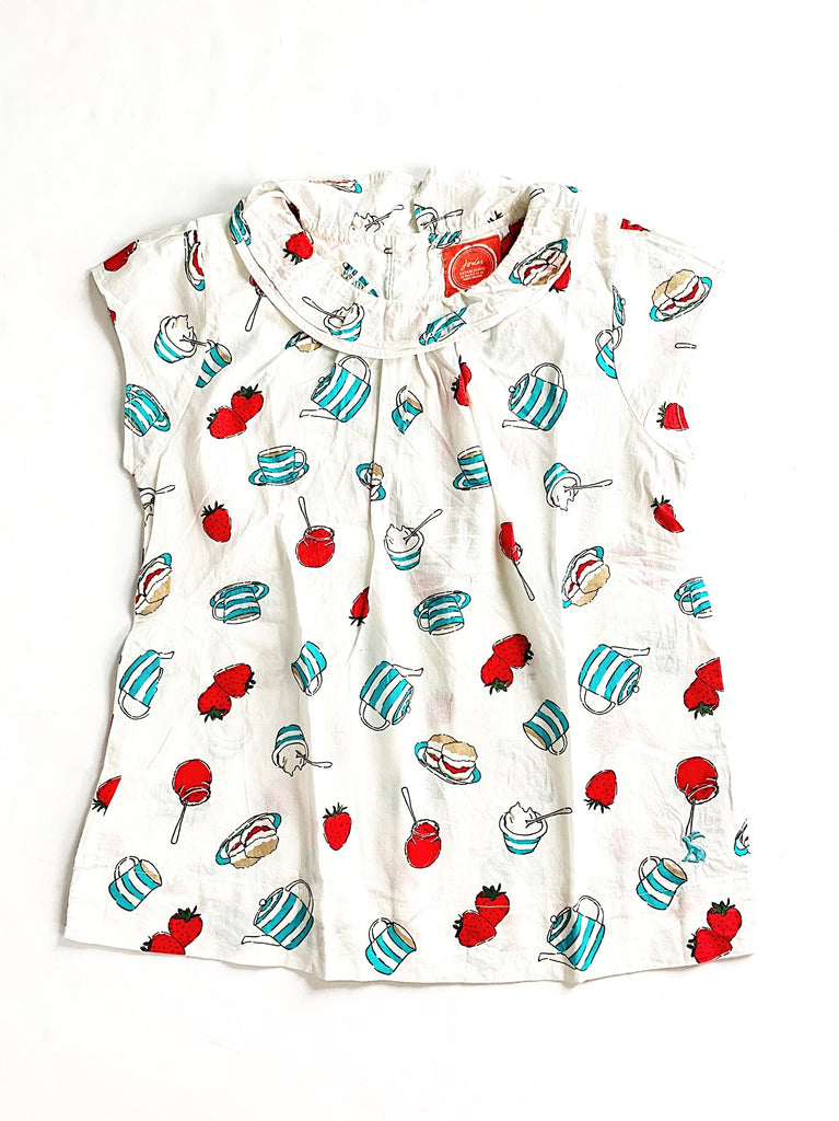 Joules top size 6-Fresh Kids Inc.