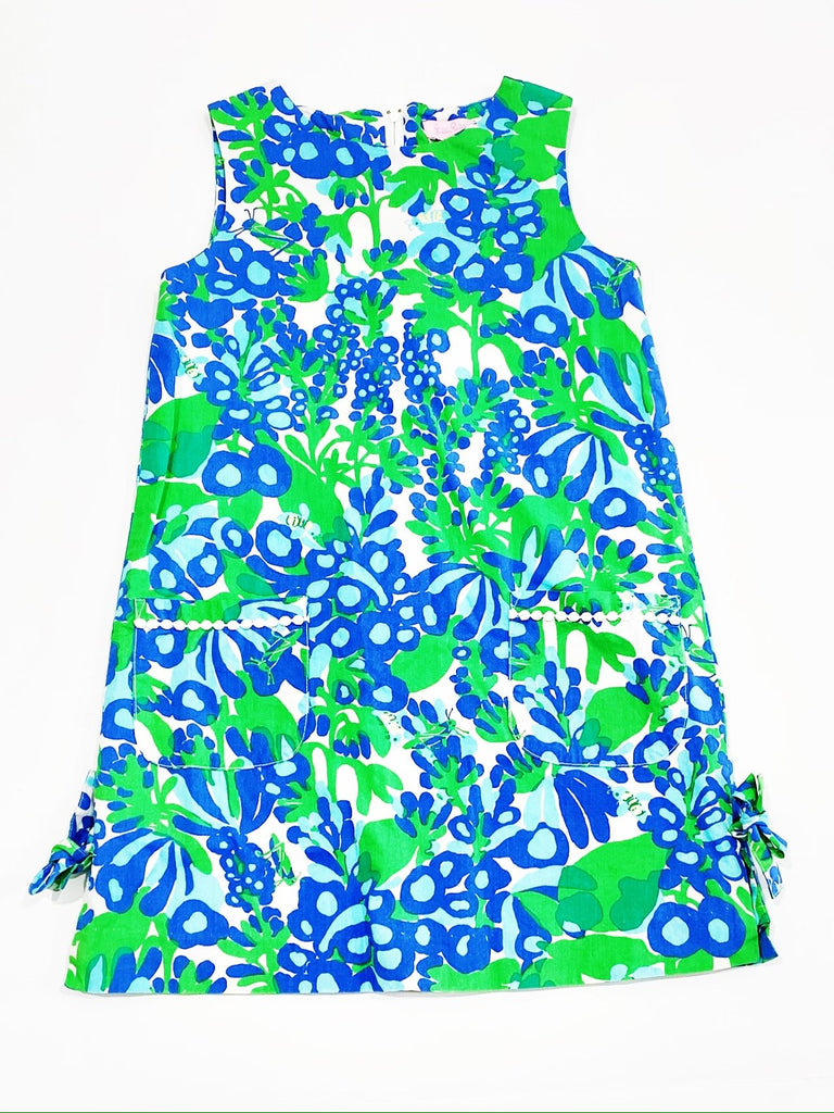 Lilly Pulitzer dress size 8-Fresh Kids Inc.