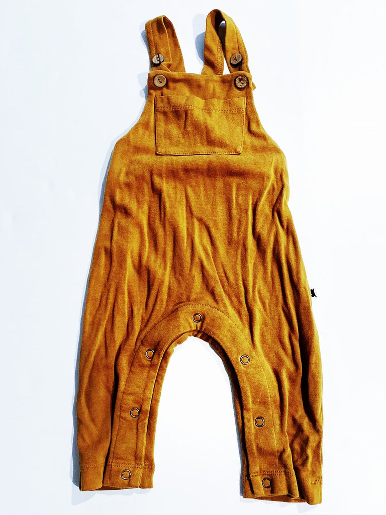 Little & Lively overalls 0-6m-Fresh Kids Inc.