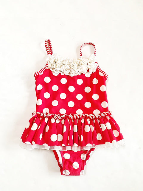 Little Me swimsuit size 4-Fresh Kids Inc.