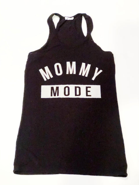 "Look USA ""Mommy Mode"" tank - small"