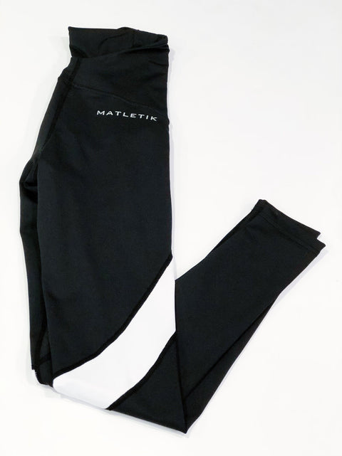 Matletik maternity leggings - small/medium-Fresh Kids Inc.