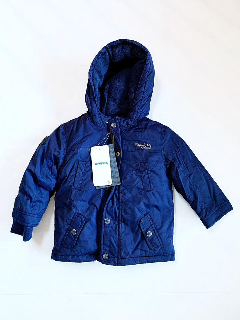 Mayoral 2 in 1 jacket size 6m NEW-Fresh Kids Inc.