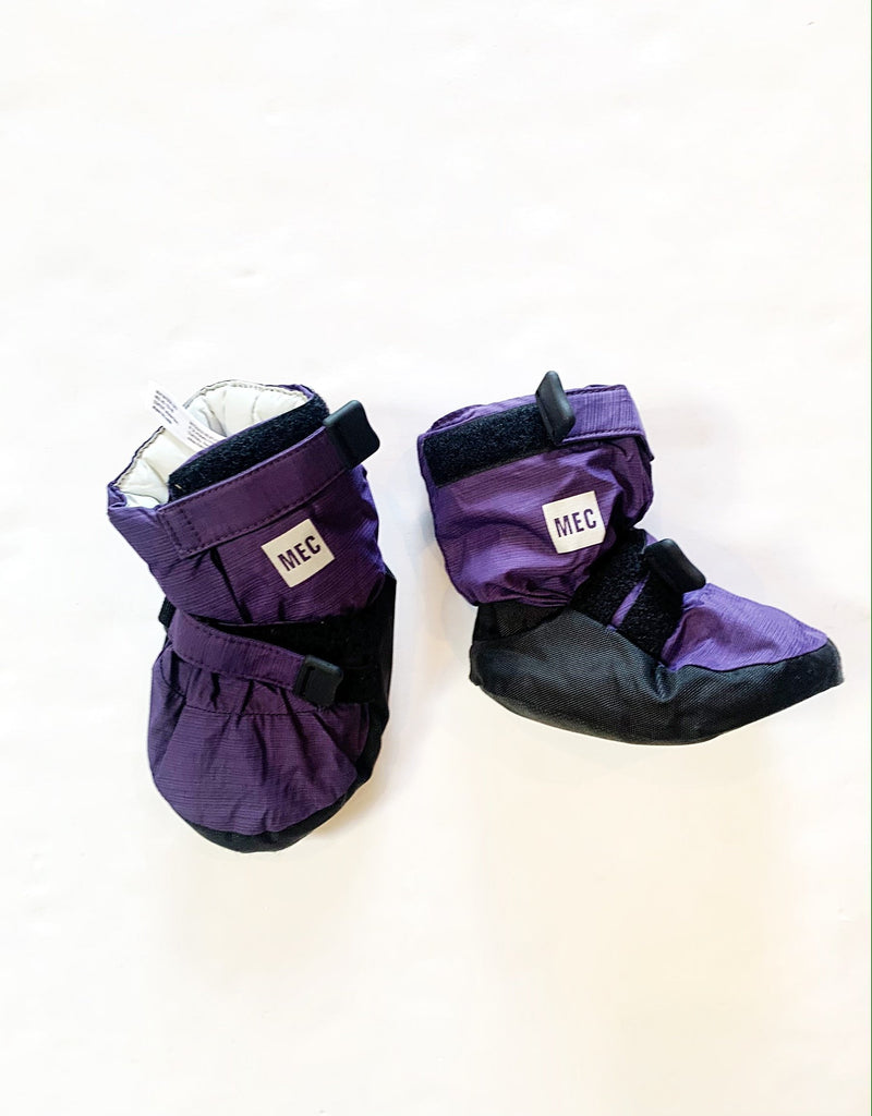 MEC booties size small-Fresh Kids Inc.