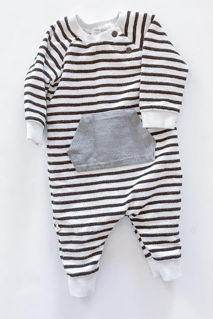 Miles Baby romper 3m-Fresh Kids Inc.