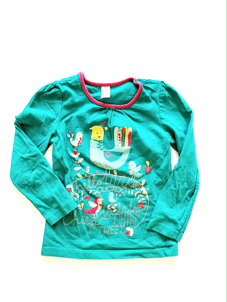 Mini Club top size 5-6-Fresh Kids Inc.