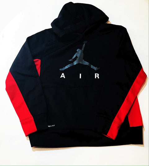 "Nike top ""Therma-fit Air"" hoodie size L (12-13)-Fresh Kids Inc."