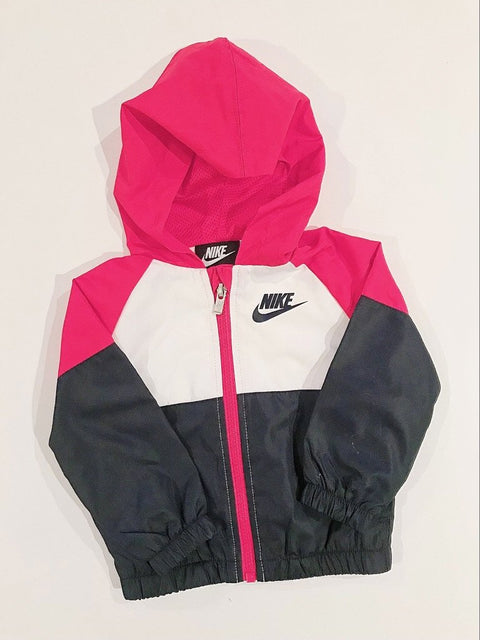 Nike zip-up jacket 12m-Fresh Kids Inc.