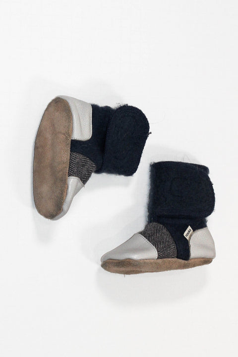 Nooks booties 12-18m-Fresh Kids Inc.