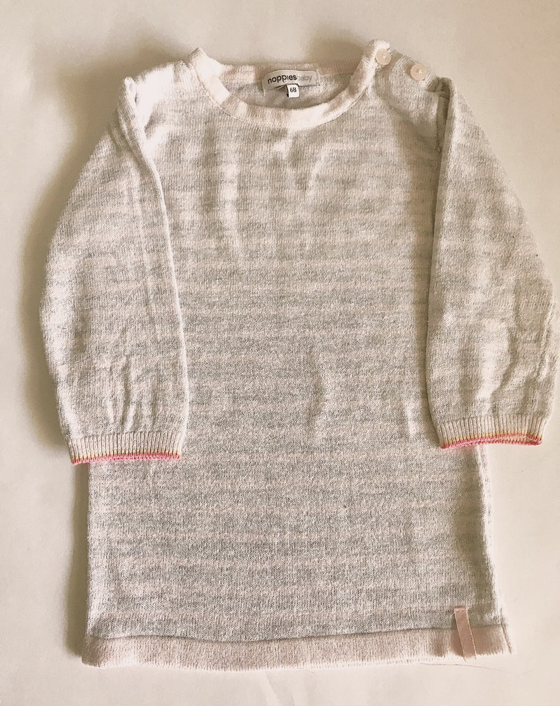 Noppies sweater dress/top 68-Fresh Kids Inc.
